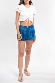 Lovestitch Tie Dye Shorts - Product Mini Image