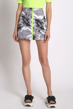 Shoptiques Product: Tie Dye Skirt