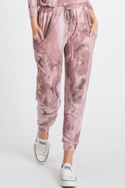 First Love Tie-Dye Slim Fit Jogger - Product Mini Image