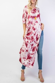 RAE MODE Tie-Dye Slit Tunic - Product Mini Image