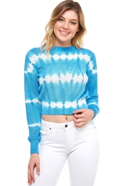 Day & Night Tie Dye Sweater - Product Mini Image