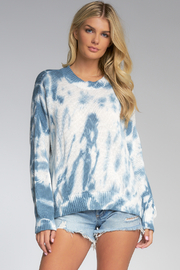 Elan TIE DYE SWEATER - Product Mini Image