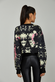 Noli Yoga Tie Dye Sweatshirt - Side cropped
