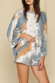 By Together  Tie Dye Sweatshirt - Product Mini Image