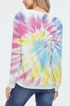 Phil Love Tie Dye Sweatshirt - Alternate List Image