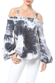 Madonna & Co Tie Dye Sweatshirt - Product Mini Image