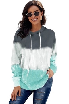 0-105 Tie Dye Sweatshirt - Alternate List Image