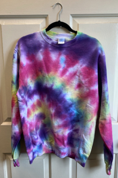 Shoptiques Product: Tie Dye Sweatshirts