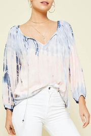 Wild Lilies Jewelry  Tie Dye Top - Product Mini Image