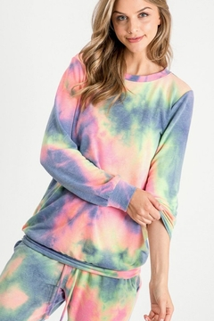 First Love Tie-dye top - Product List Image
