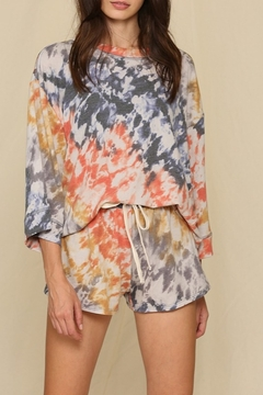 By Together  Tie Dye Top - Alternate List Image