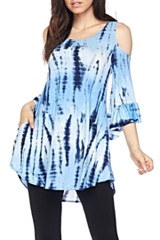 KITTY COUTURE  Tie Dye Tunic - Product Mini Image