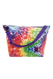 Iscream Tie Dye Weekender Bag - Product Mini Image