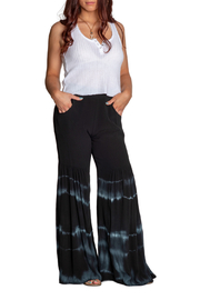 SUZY D Tie Dye Wide Leg Pants - Product Mini Image