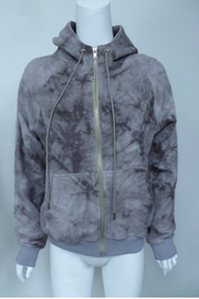 She and Sky Tie Dye Zip-Up Hoodie - Product Mini Image