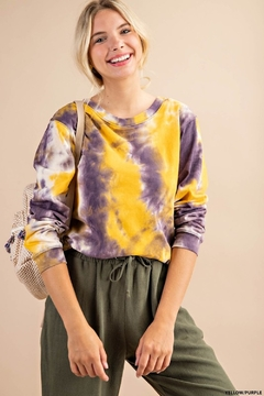 KORI AMERICA Tie Dying To Tailgate Tee - Product List Image