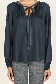 Current Air Tie front blouse - Front cropped