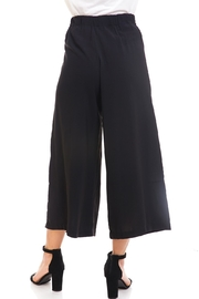 Do & Be Tie-Front Cropped Pants - Back cropped