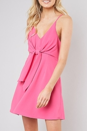 Do & Be Tie Front Dress - Product Mini Image