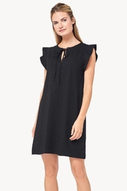 Lilla P Tie-Front Dress - Front cropped
