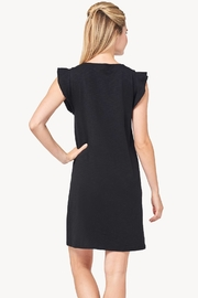 Lilla P Tie-Front Dress - Front full body