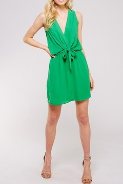 Caramela Tie Front Dress - Alternate List Image