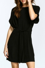 Cherish Tie Front Dress - Product Mini Image