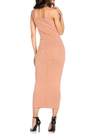 Dance and Marvel Tie Front Dress - Front full body