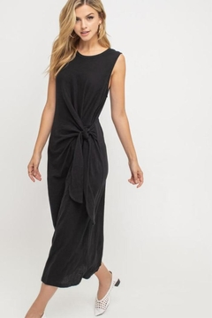 Lush Tie Front Dress - Product List Image