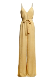 Renamed Clothing Tie Front Jumpsuit - Product Mini Image