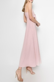 Sensemill Tie Front Maxi - Side cropped