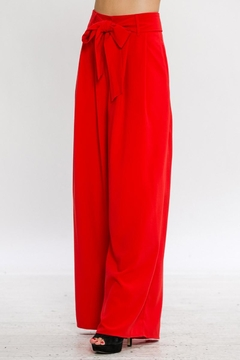 Flying Tomato Tie Front Pants - Alternate List Image