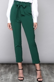 Do & Be Tie Front Pants - Product Mini Image
