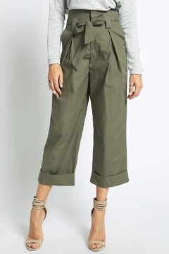 Shoptiques Product: Tie Front Pants