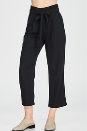 Venti 6 Tie Front Pants - Product Mini Image