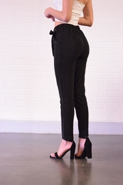 Must Have Tie Front Pants - Front full body