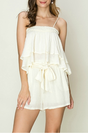 HYFVE Tie front shorts - Front cropped