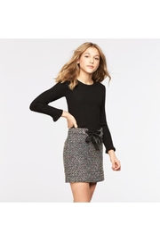 Milly Tie Front Skirt - Product Mini Image