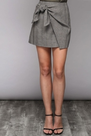 Do & Be Tie Front Skirt - Product Mini Image