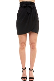 Venti 6 Tie Front Skirt - Product Mini Image
