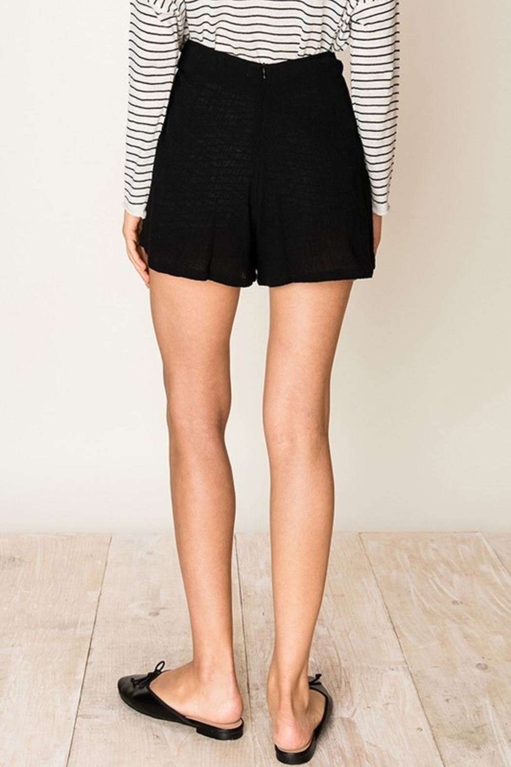 HYFVE Tie It Up shorts - Front Full Image