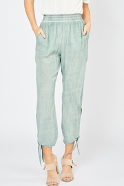 Entro Tie Jogger Pant - Front full body