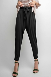 easel Tie Knit Pant - Product Mini Image