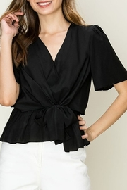 HYFVE Tie Knot Blouse - Product Mini Image