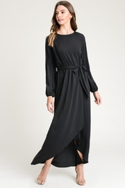 First Love Tie Maxi Dress - Product Mini Image