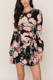 Yumi Kim Tie Me Over Floral Dress - Product Mini Image