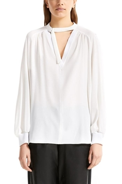 Sportmax Tie Neck Blouse - Product List Image