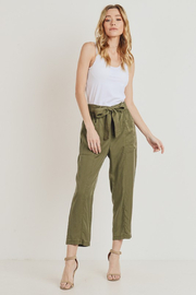 R+D  Tie Pant with Pockets - Other