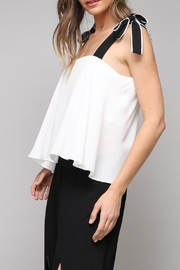 Do & Be Tie Shoulder Top - Product Mini Image