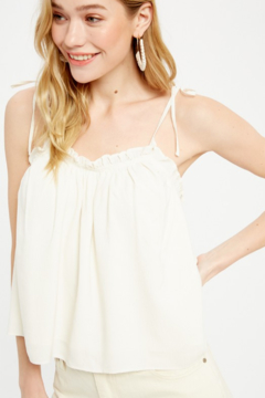 Wishlist Tie Shoulder Top - Product List Image